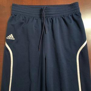 Adidas Climalite Warmup Athletic Pants Sz S